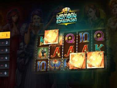 Online-casino promo video