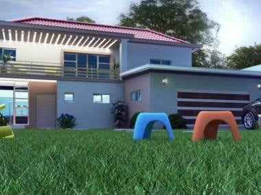 Mushimba house