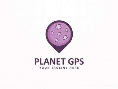 Planet Gps Logo