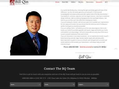 Website for real estate Mogul