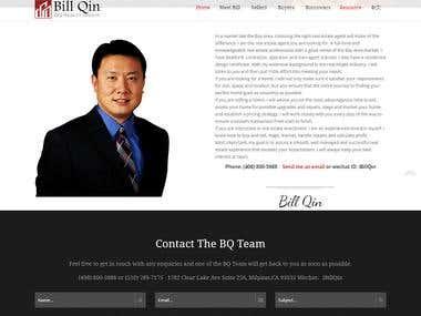 Website for real estate Mogul