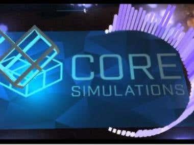 Core Simulations Logo