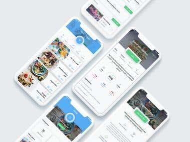 Fit Mobile App