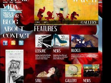PHP MySql Wordpress HTML CSS Javascript SEO