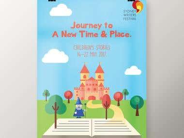 Poster Design - Set of 3