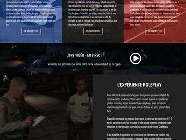SRPQ - Website
