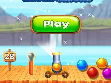 Bubble Shooter Ocean World