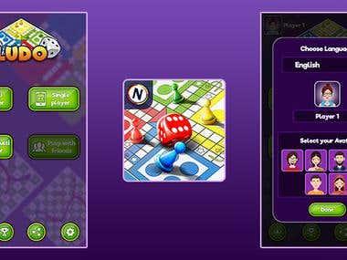 Ludo(Board Game)