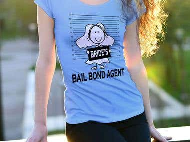 Bridesmaids T-Shirt