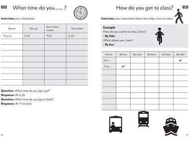 APELS Everyday Interactive Tasks textbook