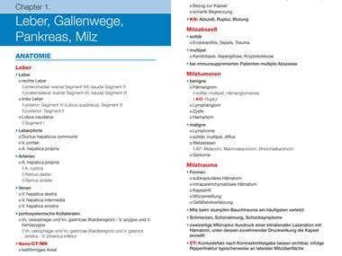 UNI-MED Verlag AG Radiology Glossary