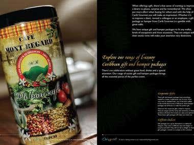 Carib Gourmet Brochure