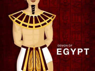 demon of egypt