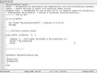 Excel Intregration to MetaTrder4