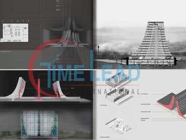 Revit Sample (Architecture designing)