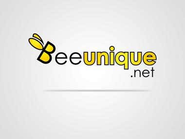 logo for beeunique.net