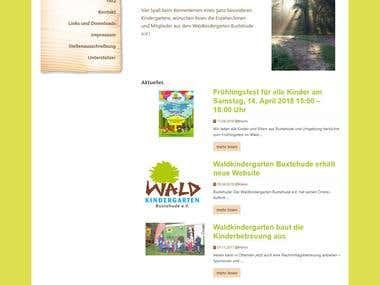 Wald kindergarten Buxtehude e.V.