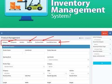 Inventory Management System - Product