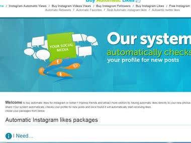Content Development for Social Media Sites