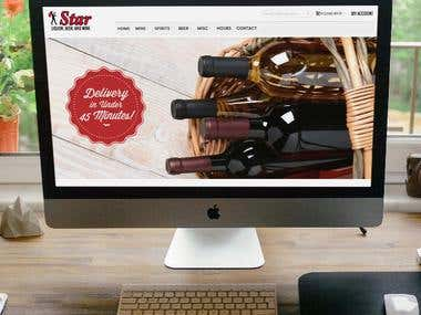 Star Liquor, Beer, and Wine - Magento 1.9
