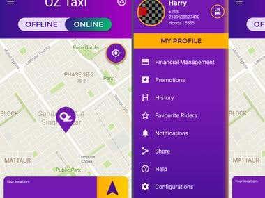 OZ Taxi