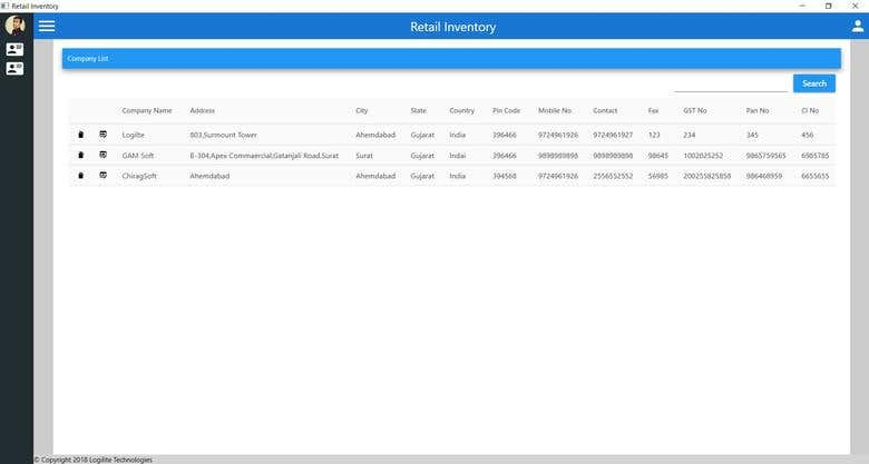 WPF_MVVM_Retail_Inventory | Freelancer