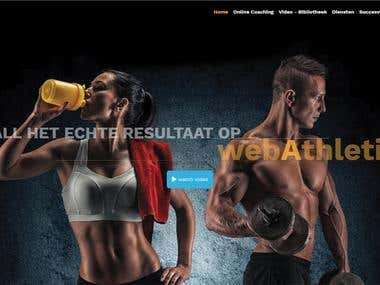 Gym Web Site