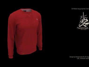 3d clothes video