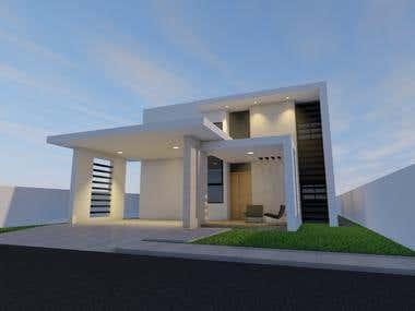 W1 House