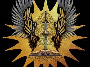Heraldry designe