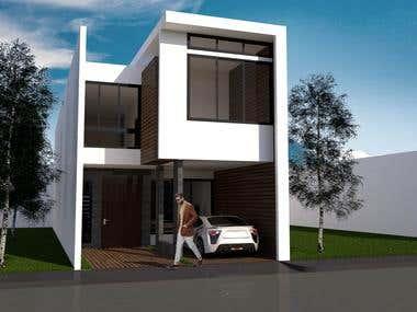 C-0 House