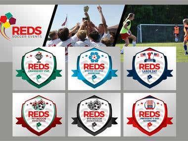 Reds Soccer Event