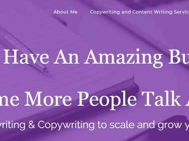 ContentHues-My Copywriting and Content Writing Website