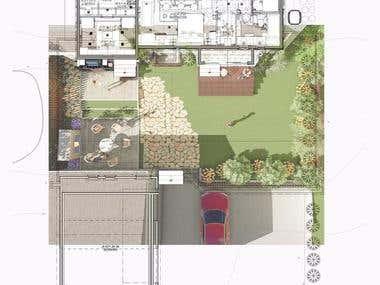 Landscape Layouts/Auto cad construction details