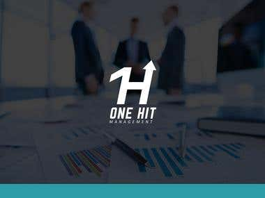 One Hit Management Logo
