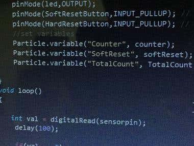 C/C++ , Python and Python GUI