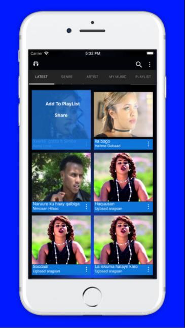 Masuul Somali music