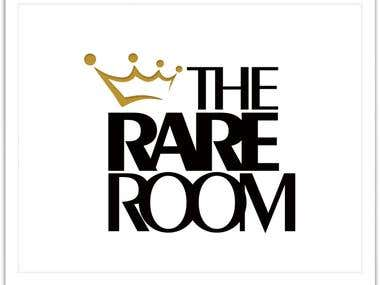 The RARE Room Logo design