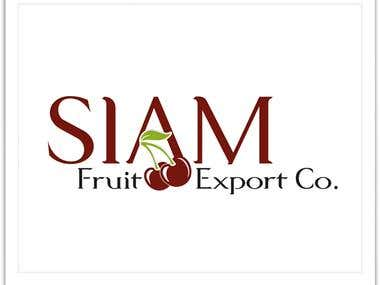 SIAM Logo design