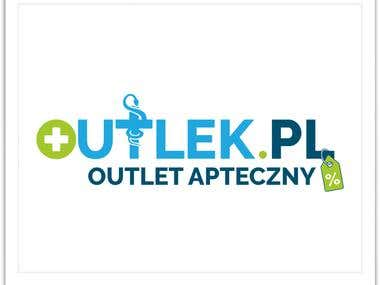 Outlek Logo design