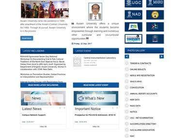 www.aus.ac.in