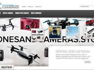 dronesandcameras