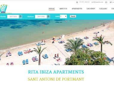 RITA IBIZA APARTMENTS