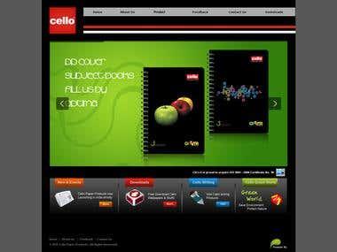 Cello Paper