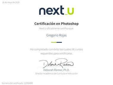 Photoshop Certificate