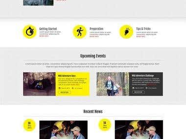 Adventure Racing website