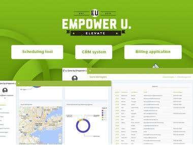 Empower U - CRM System