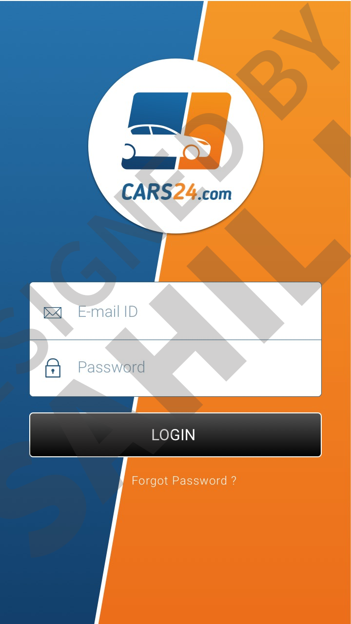 Cars24 Inspection App Car Inspection Report Generation Freelancer