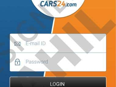 Cars24 Inspection App | Car inspection report generation