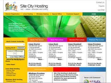 Site City Hosting